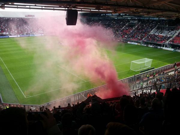LIVE: AZ - FC Twente