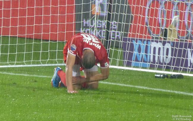"""Tip voor Twente-spits: """"Kijk naar Bas Dost"""""""