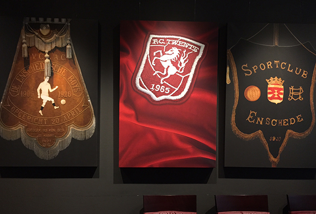 """Twente in gesprek met mogelijke nieuwe hoofdsponsoren: """"Voeren gesprekken"""""""