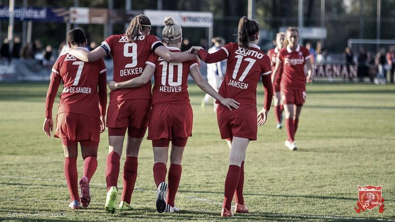 FC Twente vrouwen nog harder op weg: UPDATE: Al 11000 kaarten verkocht