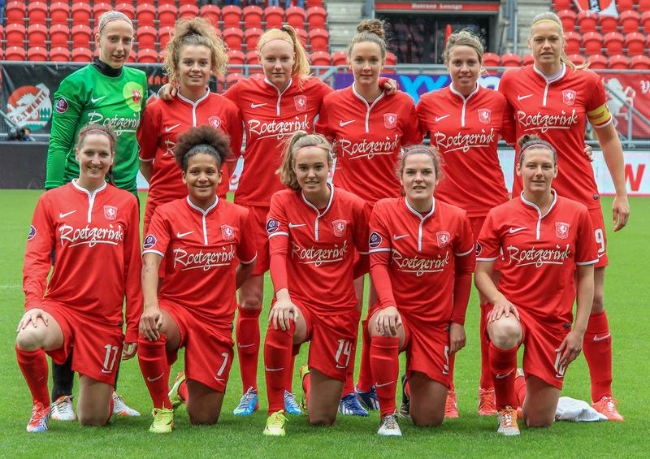 FC Twente Vrouwen winnen de KNVB Beker!