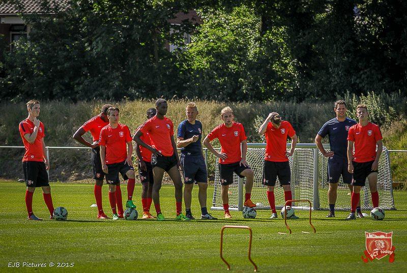 Foto dag FC Twente: Bekijk hier de kiekjes