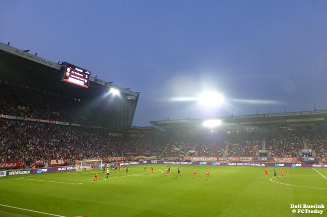 FC Twente speelt nu op woensdag tegen Groningen