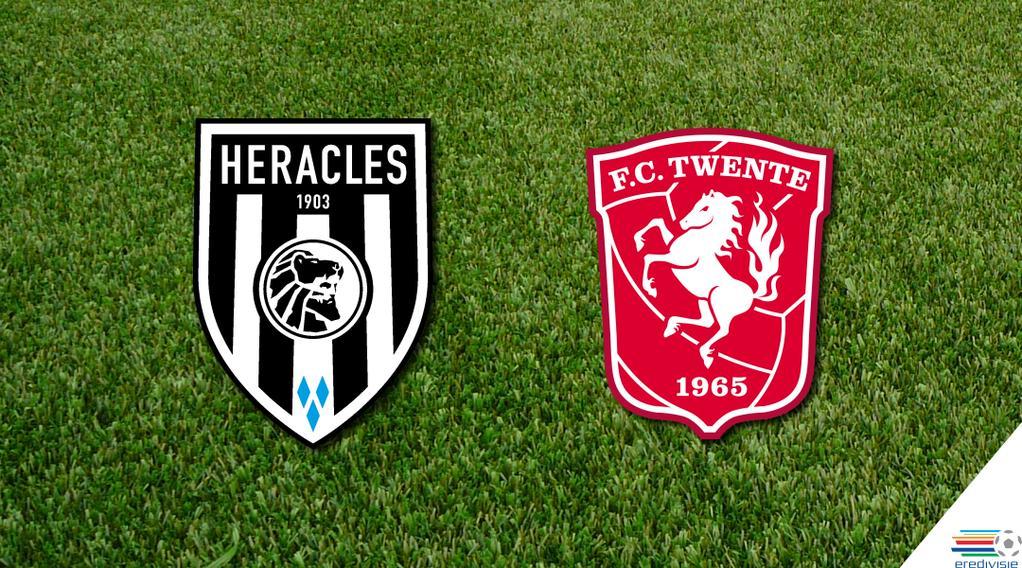 Vermoedelijke opstelling: Heracles Almelo - FC Twente