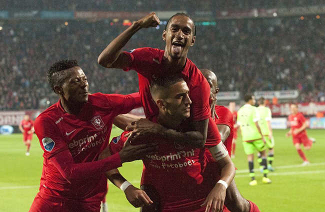 FC Twente zet fantastische zegereeks voort met overwinning op Groningen