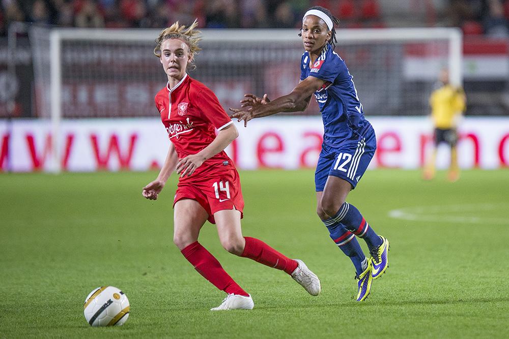 FC Twente Vrouwen mogelijk weer in Veste: Bayern de tegenstander