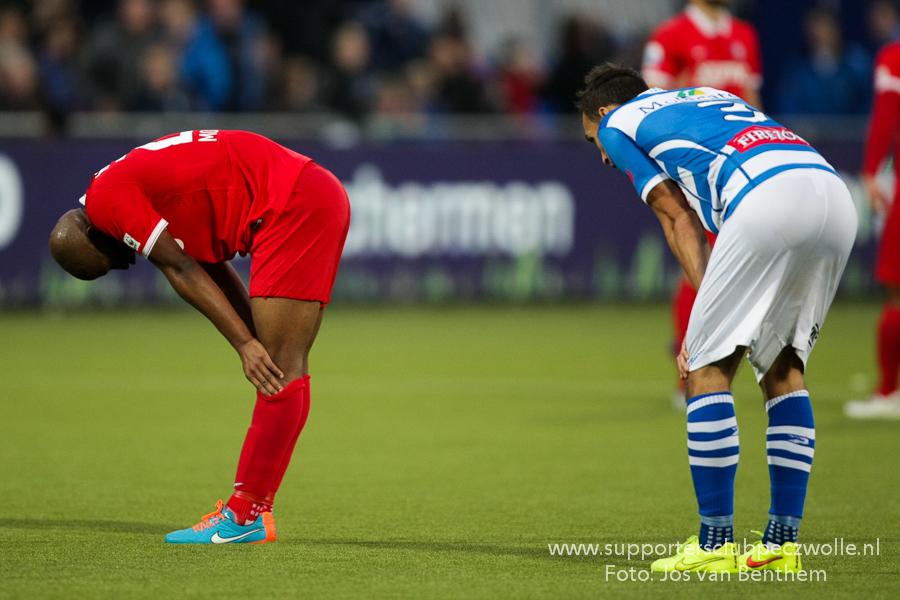 FC Twente nog steeds in categorie 1