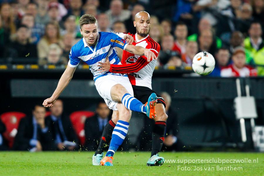 De Munnink: Ik ben blij dat ik zondag tegen FC Twente kan spelen