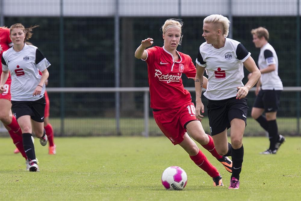"""""""Dit kun je vergelijken dat de FC Twente mannen Bayern uitschakelen"""""""