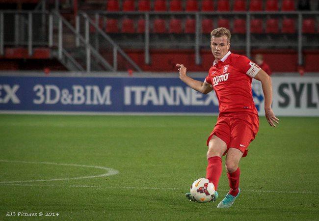 Twee spelers bij voorselectie Jong Oranje