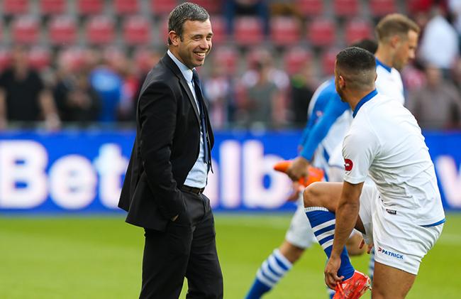 """Hake vol vertrouwen: """"Denk dat PSV kampioen gaat worden"""""""