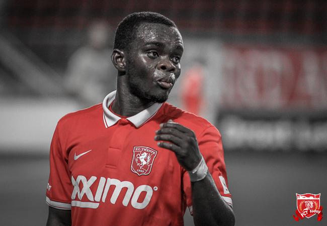 FC Twente vanaf februari mogelijk zonder Eghan