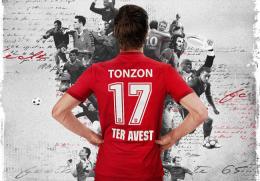 FC Twente heeft extra rugsponsor binnen: Tonzon