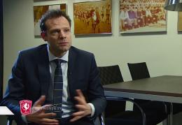 Gerald van den Belt: Dankzij mij leeft FC Twente nog