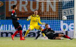 FC Twente lijkt streep door Joey van den Berg te kunnen zetten