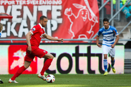 """Luc Castaignos: """"Ik zie mijn toekomst in Frankfurt"""""""