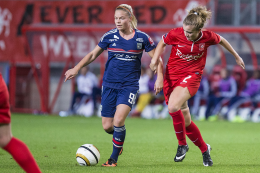 FC Twente Vrouwen hebben goede generale in aanloop naar Barcelona