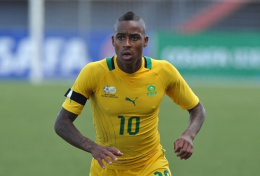 Mokotjo en Ntuli opgeroepen voor de Africa Cup