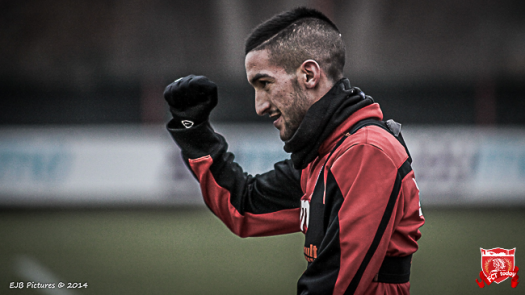 Afscheid Ziyech, Cabral en Schilder voor aanvang wedstrijd tegen Vitesse
