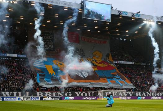 Al 20.000 kaarten verkocht voor de wedstrijd tegen FC Utrecht in de KNVB Beker
