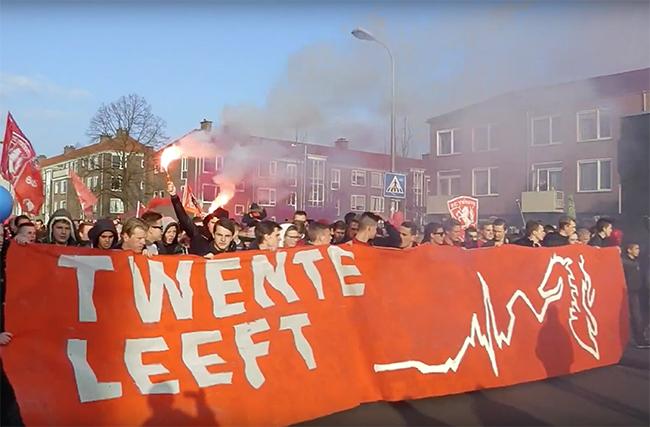 Reacties op Social Media over puntenaftrek FC Twente