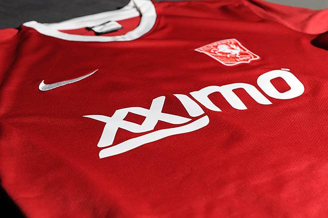 FC Twente in zee met nieuwe kledingsponsor