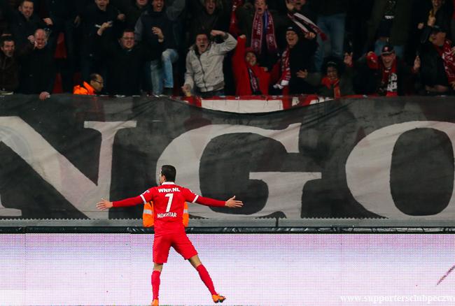 Mokhtar ontbreekt op training FC Twente 'wegens ziekte'