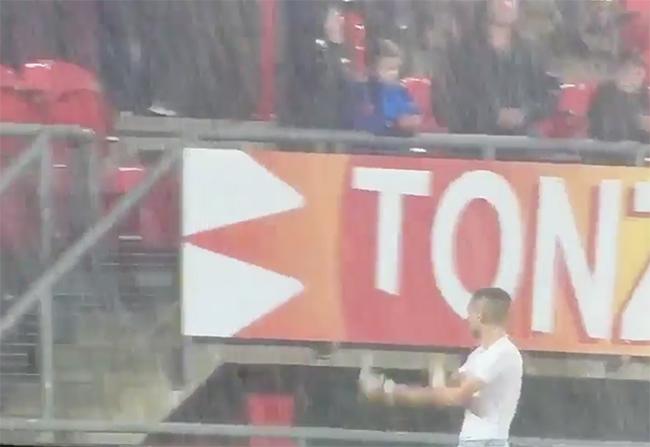 'Obsceen gebaartje van Ziyech was voor Heerenveen fans'